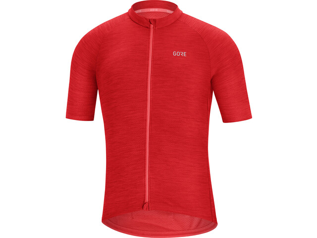 GORE WEAR C3 Maillot de cyclisme Homme, red